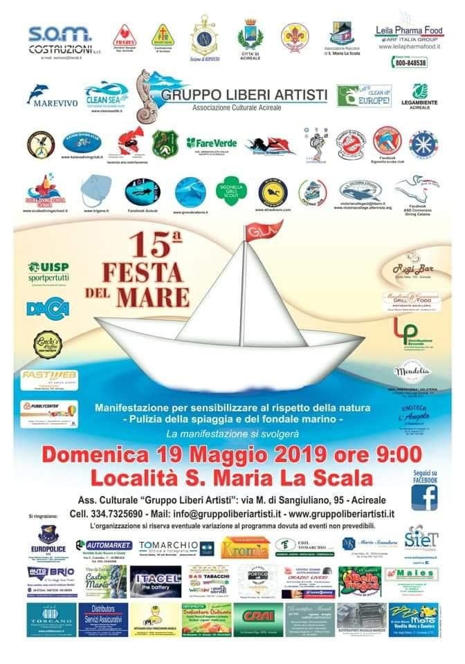 festa del mare 2019 Santa Maria La Scala