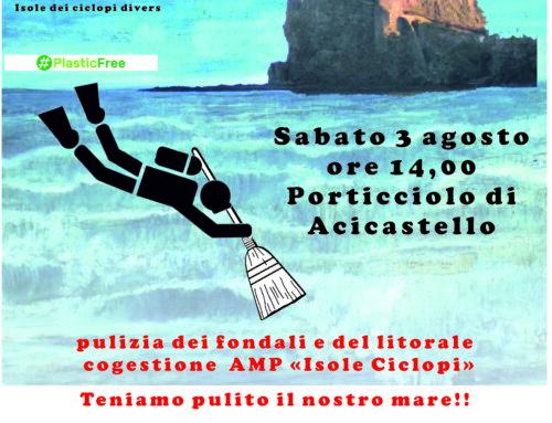 Plastic Free Aci Castello